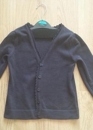 Кофта в школу , пиджак, реглан, школьная форма
