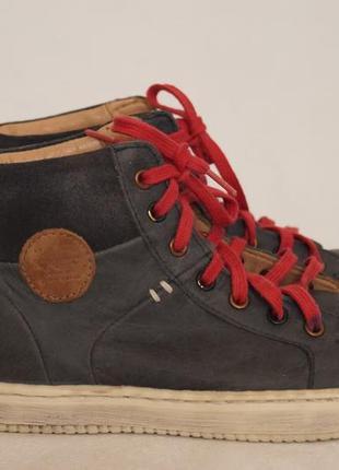 Ботинки гриндерсы бренда pepe jeans