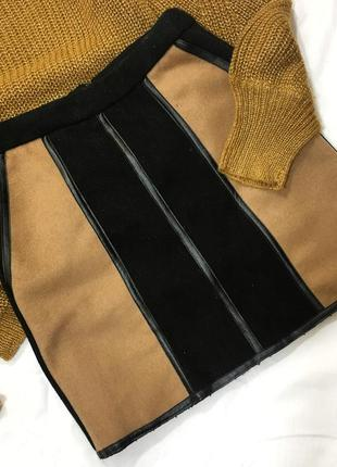 Теплая юбка amisu