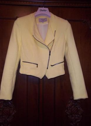 Стильный молодежный пиджак,жакет zara