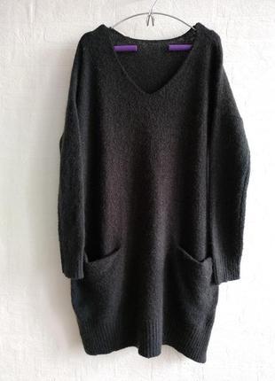 Стильный свитерочек-туничка, бренда culture, подойдет на 50,52,54 р.