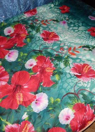 Красивенное очень теплое одеялко
