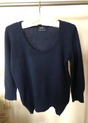 Кашемировый свитер f&f