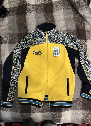Олимпийка сборной украины bosco