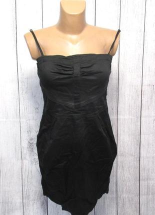 Платье only, 38 (s), черное, как новое!