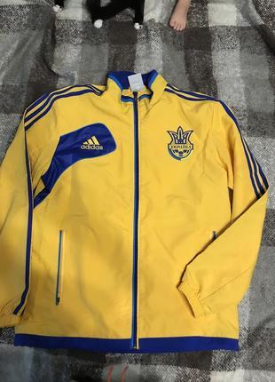 Олимпийка сборной украины по футболу adidas