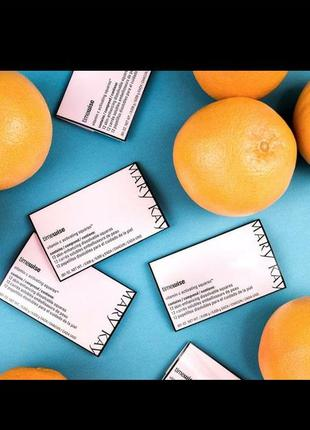 Растворимые полоски с витамином с timewise vitamin c activating squares mary kay
