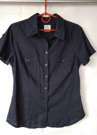 Рубашка летняя  h&m 40 размер