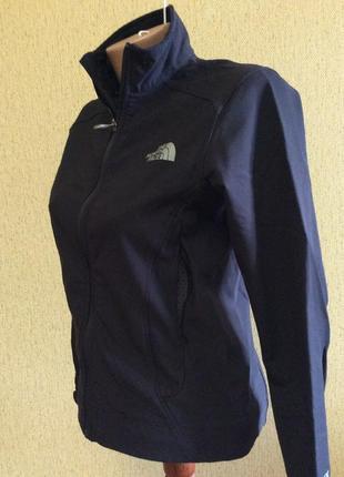 Куртка-ветровка the north face soft shells оригинал  размер xs-s