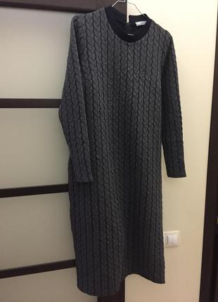 Тёплое платье асос asos