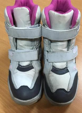 Зимние ботинки patrol