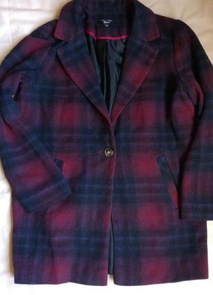 Пальто свободного кроя 14-15 лет