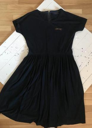 Платье - юбка плиссе