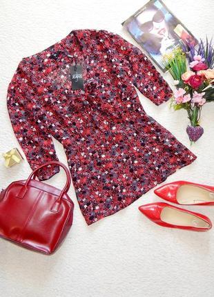 Новая блуза в цветочный принт от британского модельера jasper conran