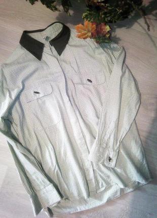 Брендовая рубашка от true 2 u