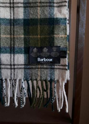 Шарф barbour