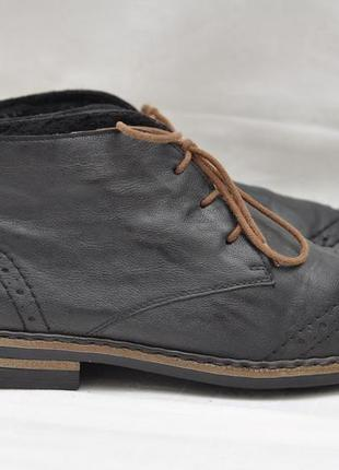 Ботинки rieker 40p., зимние.