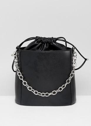 Новая фирменная сумка - бочонок / мешок