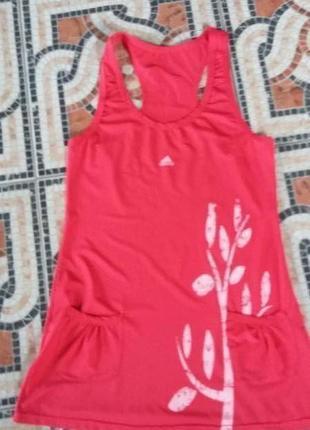 Платье летнее adidas