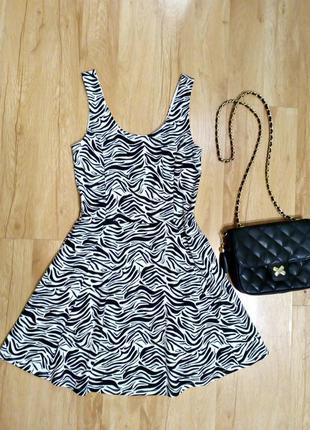 Универсальное базовое платье (s-m)