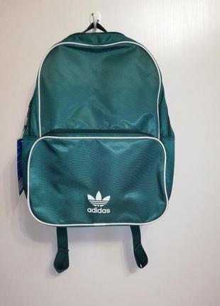 Рюкзак adidas unisex noble green originals santiago backpack оригинал