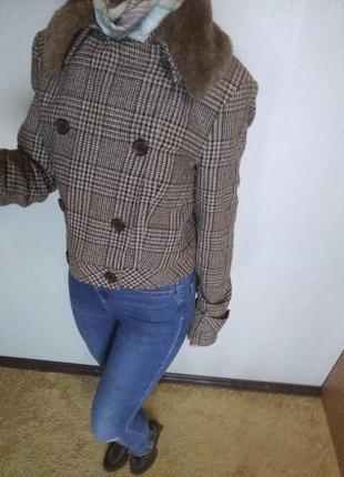 Распродажа - крутое короткое пальто от mexx