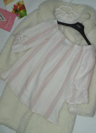 Шикарная/нежная блузочка 6 размера
