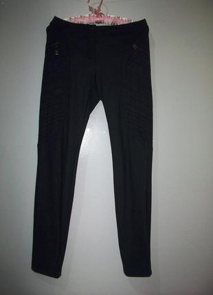 Фирменные спортивные женские брюки 36 р сост хорош