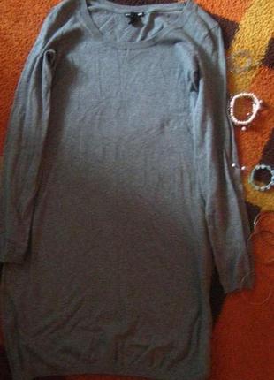 Нежное коттоновое платье. много вещей, детская и мужская одежда и обувь заглядывайте)