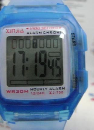 Детские,женские  электронные часы xingia