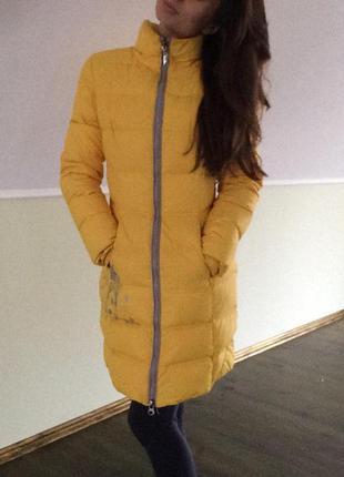 Яркая зимняя курточка4