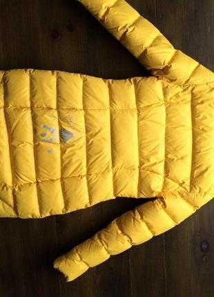 Яркая зимняя курточка5