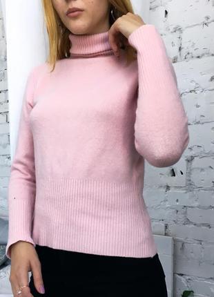 Гольф свитер под горло шерстяной