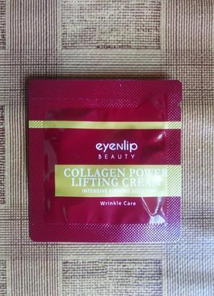 Крем eyenlip collagen power lifting