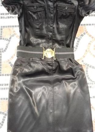 Платье gucci черное, s
