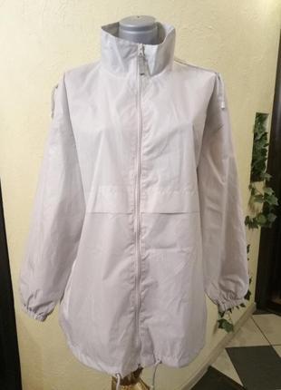 Куртка-дождевик,унисекс ,большой размер
