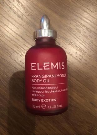 Масло elemis frangipani monoi body oil 35 ml