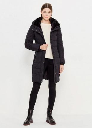 Зимний пуховик пальто wallis