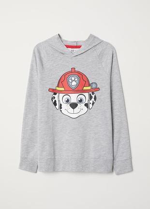 Легкое худи с капюшоном для мальчика h&m, на 6-8 и 8-10 лет.