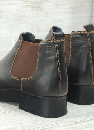 Стильные женские зимние ботинки челси 36,37,39,40,41