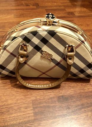 😍 мега стильная объемная  сумочка  😍1
