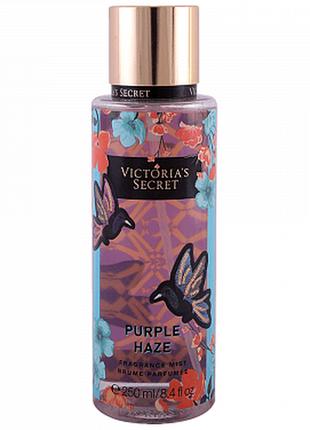 Парфюмированный спрей для тела victoria's secret purple haze