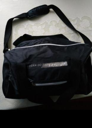 Спортивная сумка на плечо terranova