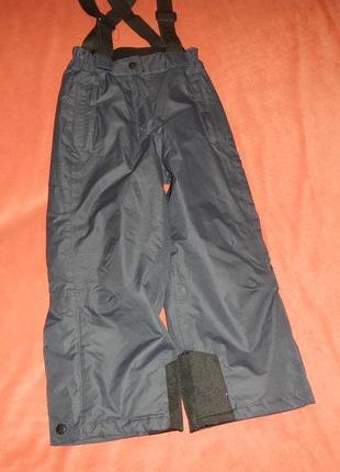 Лыжные штаны alive р.110-116см
