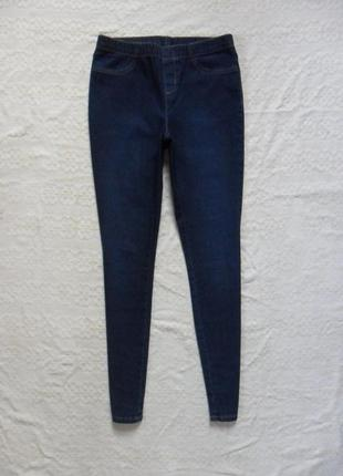 Стильные джинсы джеггинсы скинни c&a, 12 размер.