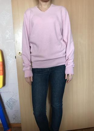 Кашемир. свитер кашемировый uniqlo