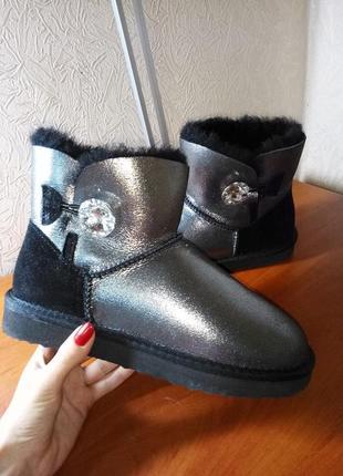 Новые! угги зимние ботинки 38 размер