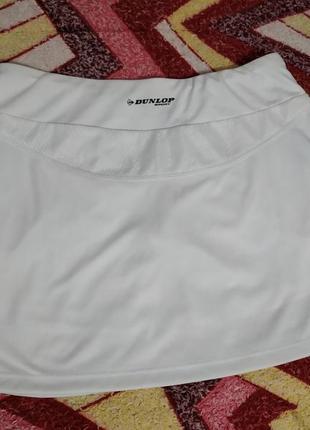 Юбка-шорты для тенниса dunlop sport р-р s. 10