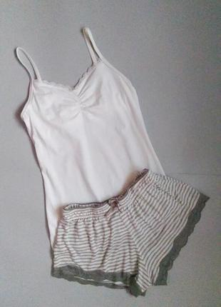 Пижама майка и шорты