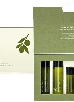 Набор миниатюр innisfree olive real ex. special kit